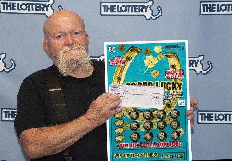 Groveland man wins $1M scratch ticket   Haverhill