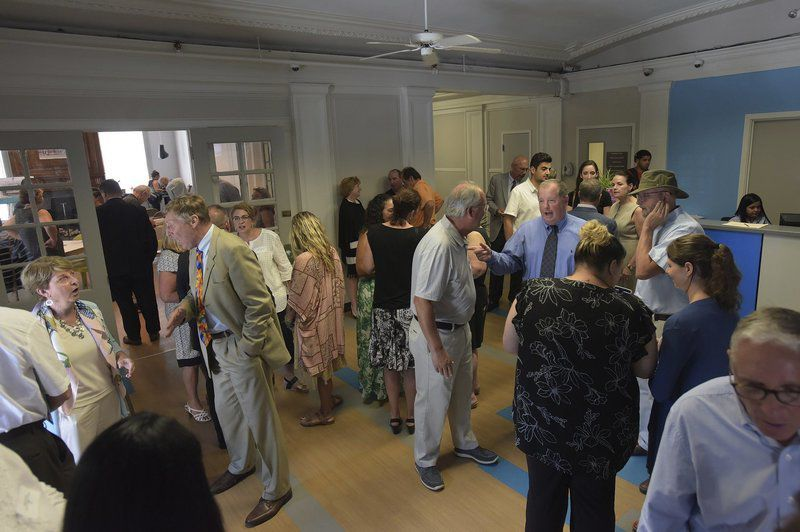 Lawrence YMCA celebrates new welcome center
