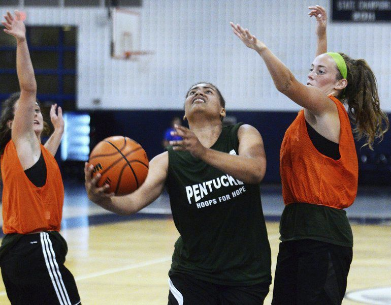 Pentucket girls edged by Billerica in Hoops for Hope title game