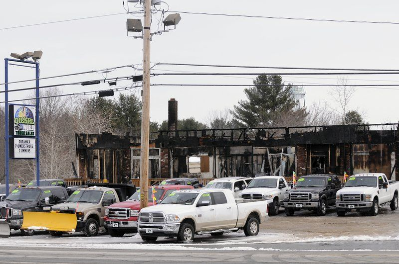 Diesel World Nh >> Business Owner Hopes For Quick Recovery From Fire New Hampshire