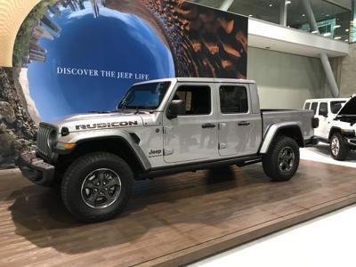 Jeep Gladiator Makes New England Debut Business Eagletribune Com