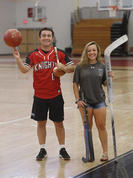 Max Bishop Athlete of the Year: After stellar senior year, three-sport star Kukas to focus on ice hockey at St. Anselm