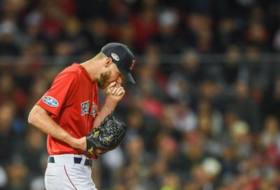 Chris Sale Cracks That Belly Button Ring Infection Caused Hospital