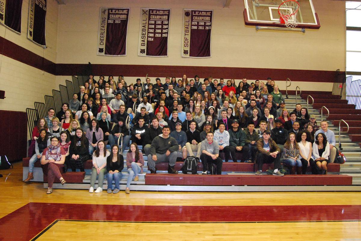 Salute To Seniors Whittier Regional Vocational Technical High School Salute To Seniors Eagletribune Com