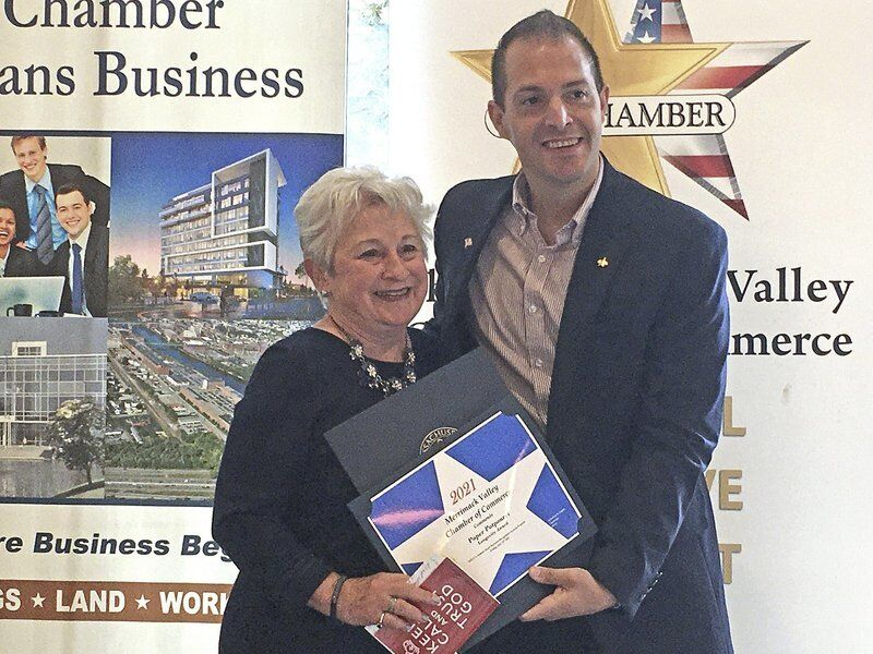 Chamber honors businesses forresilience