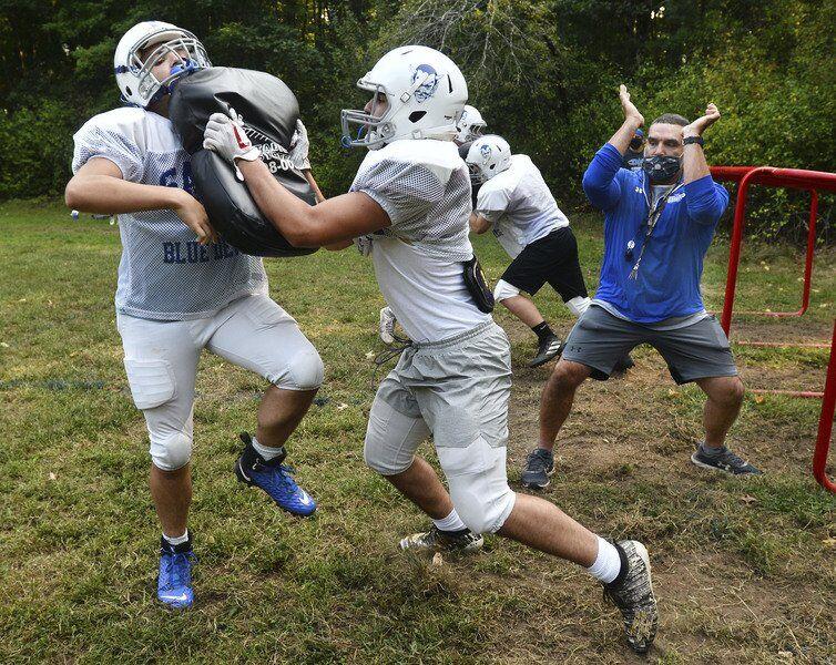 Salem football sets focus on Merrimack after Pinkerton game cancelled