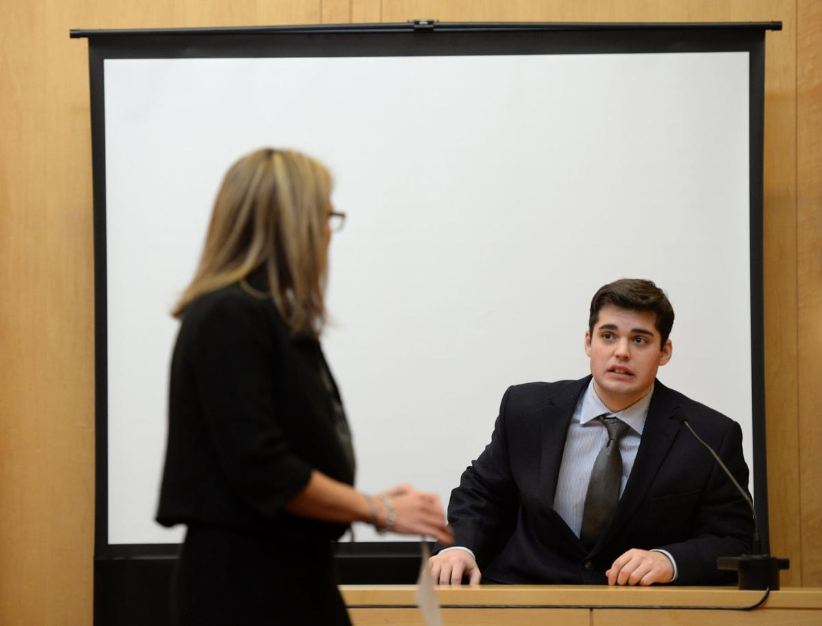 NOT GUILTY: Jury clears Michitson on all charges | News ...