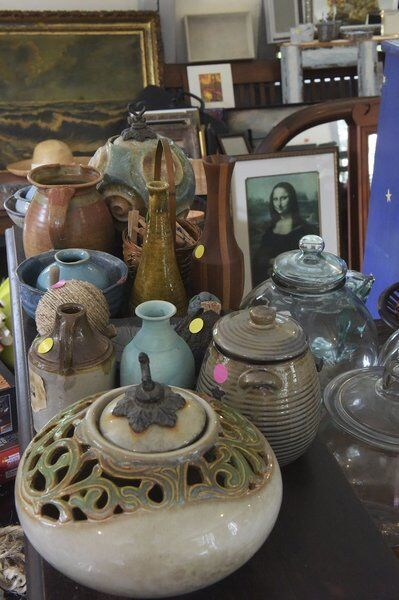 Hand Tub House renovations continue; yard sale planned