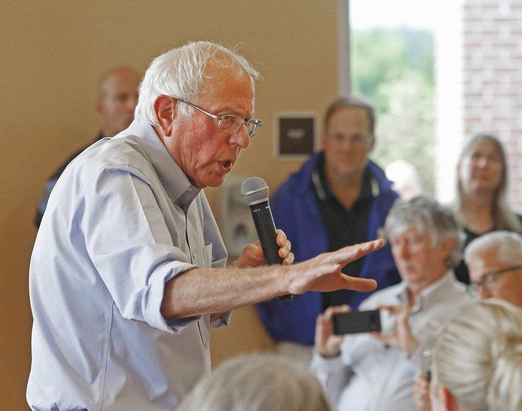 Voters 'feel the Bern' in Windham campaign stop