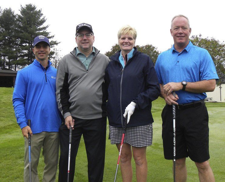 STEPPING OUT: Merrimack Valley YMCA's Annual Golf Tournament