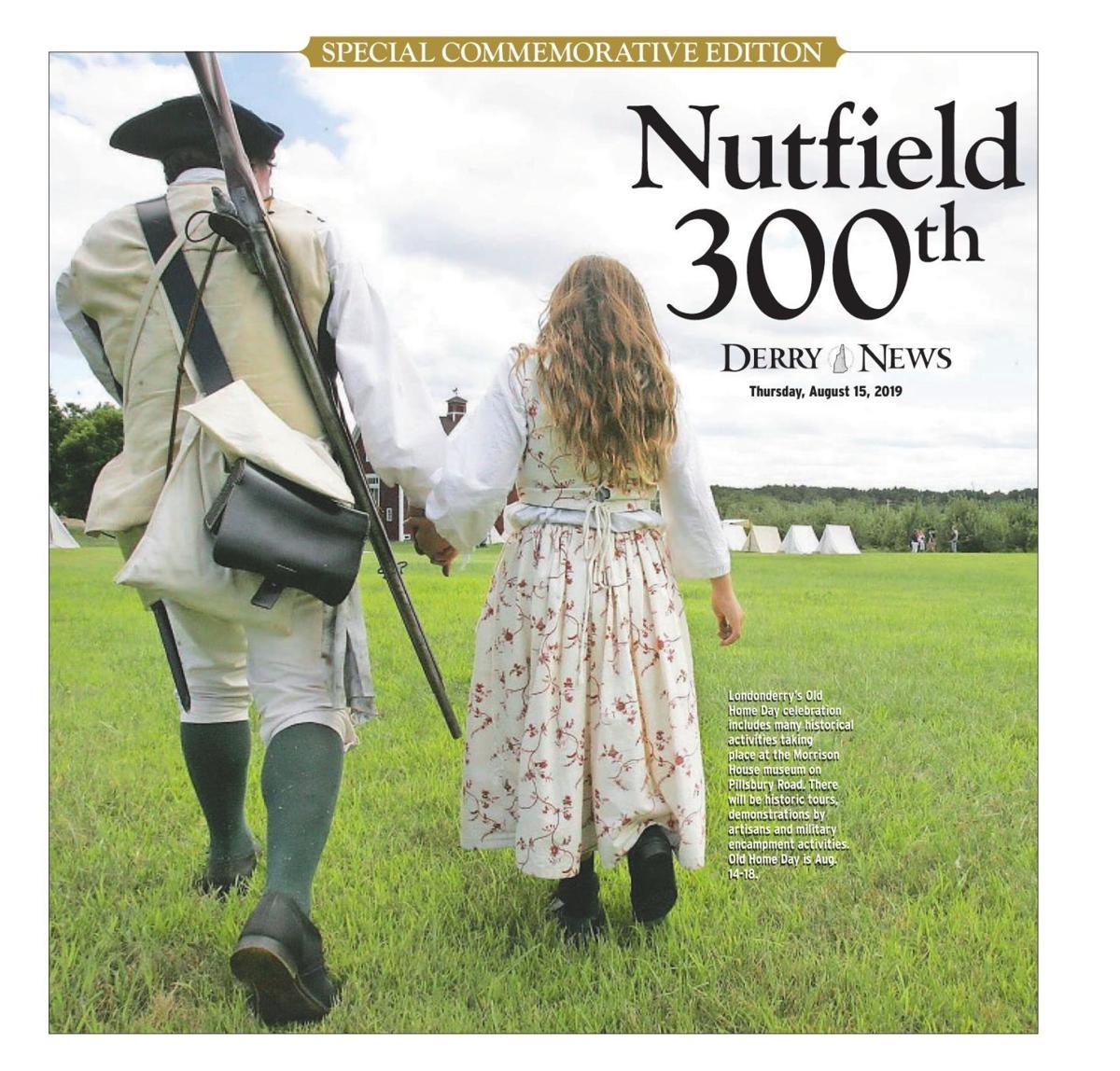 Nutfield 300th