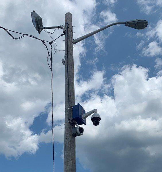 After political scrum, surveillance cameras doing job