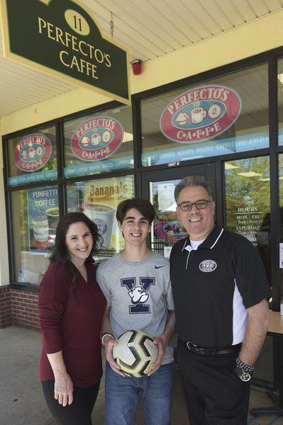 Soccer star with ties to North Andover coffee shop commits to Ivy League power