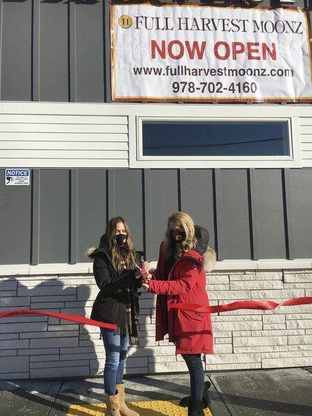 Haverhill's third marijuana shop opens at NH line