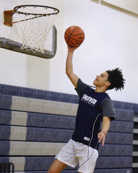 Hot college hoops recruit Dallion Johnson of Bradford chooses Penn State