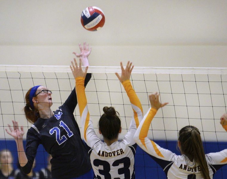 Standing Tall: Volleyball helps Methuen's 6-foot-4 Levesque flourish