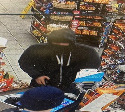 Salem Robbery Suspect