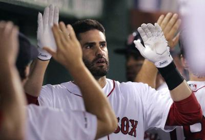 Mason: J.D. Martinez talks free agency, losing time in OF, desire to win