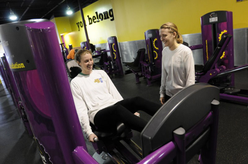 Local Gyms Pumped Up For New Year S Local News Eagletribune Com