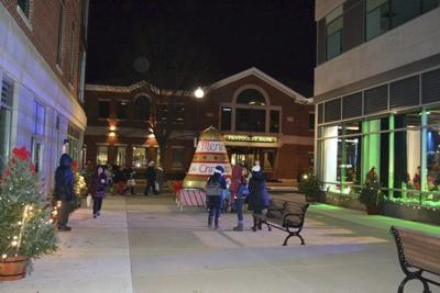 Downtown Christmas Stroll is Friday