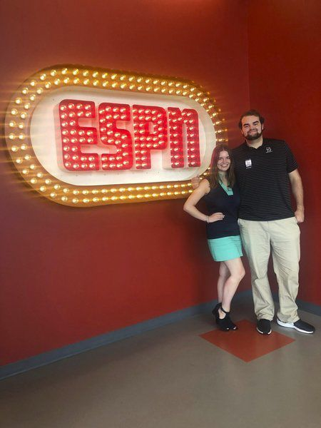 Andover's Beati siblings take on ESPN, famed business school