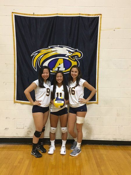Commonwealth Motors Captains Corner: Andover volleyball ...