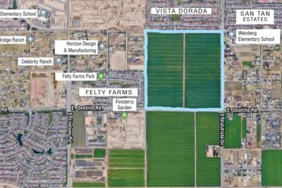 Chandler School Land Purchase