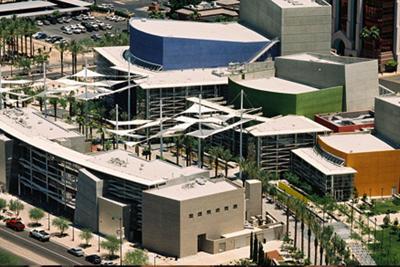 The Mesa Arts Center
