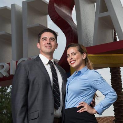 Ryan Winkle, Ericka Varela