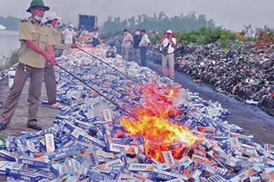 Chandler cigarette smuggler's scheme up in smoke | News
