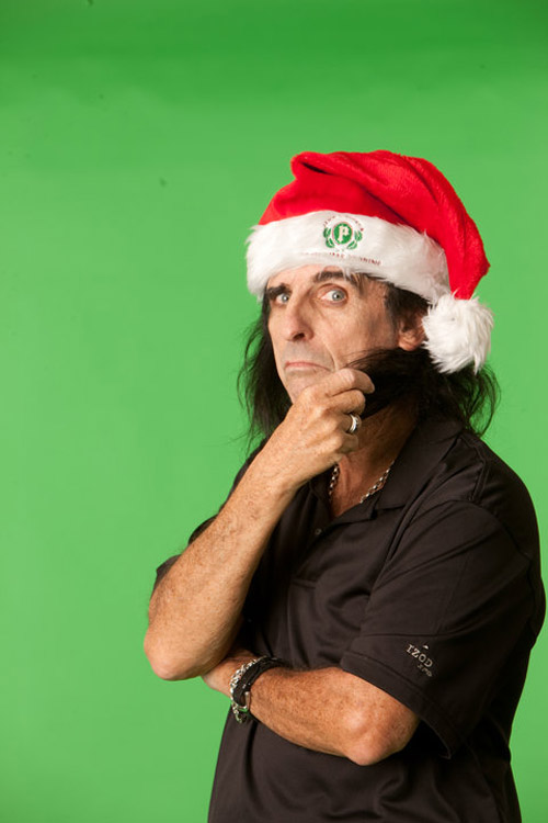 Alice Cooper's Christmas Pudding stirs up the holidays | Get Out ...