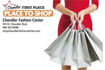 Chandler Fashion Center  3111 W. Chandler Blvd.  480-812-8488