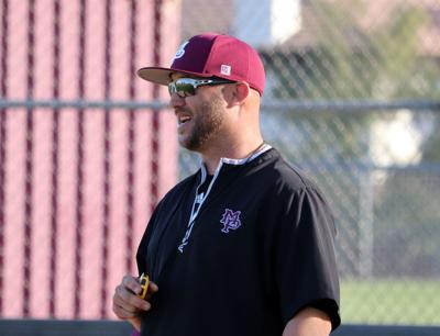 Matt Denny Casteel Baseball