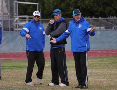 Mesquite Hare coaches