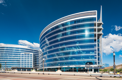 Hayden Ferry Lakeside on Tempe Town Lake is one destination for tech companies looking to locate in the East Valley.