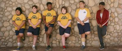 """Fat Camp"" is the story two counselors supervising an irreverent group of chunky boys on their weight-loss journey."