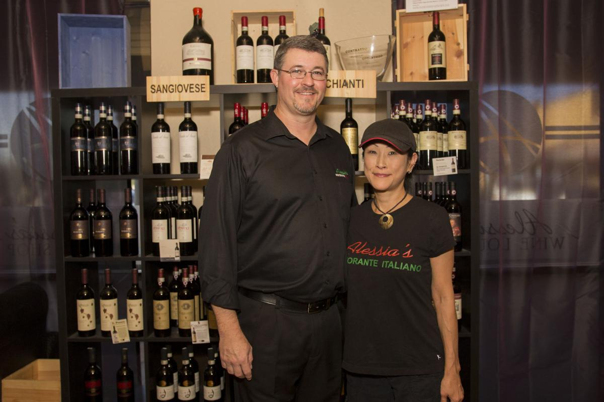 Jonathan and Shari Carr are the owners of Alessia's Ristorante Italiano in Mesa.