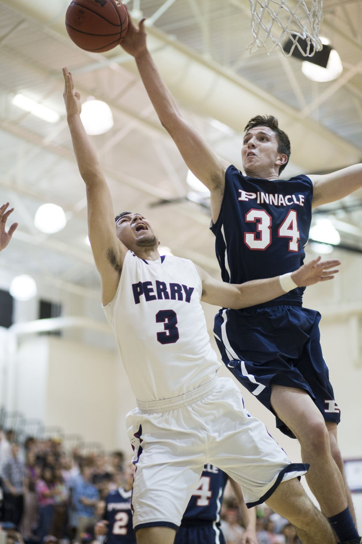 Basketball: Perry vs Pinnacle
