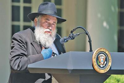 Rabbi Visroel Goldstein