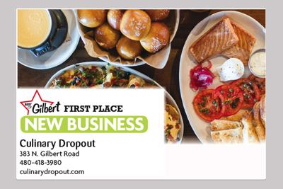 Culinary Dropout  383 N. Gilbert Road