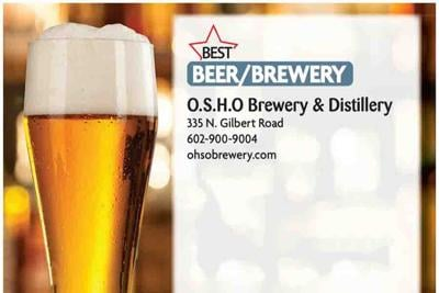 O.S.H.O Brewery & Distillery