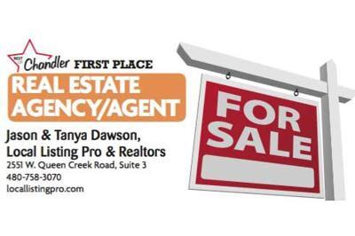 Jason & Tanya Dawson, Local Listing Pro & Realtors  2551 W. Queen Creek Road, Suite 3  480-758-3070
