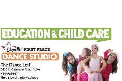 The Dance Loft  2450 E. Germann Road, Suite 1  480-963-9911
