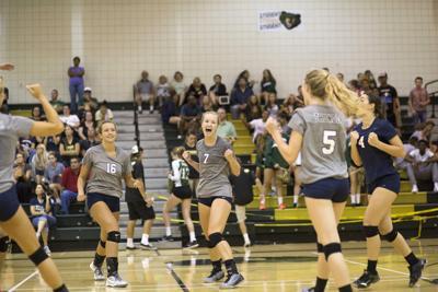 Volleyball: Basha vs Desert Vista