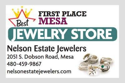 Nelson Estate Jewelers 2051 S. Dobson Road, Mesa