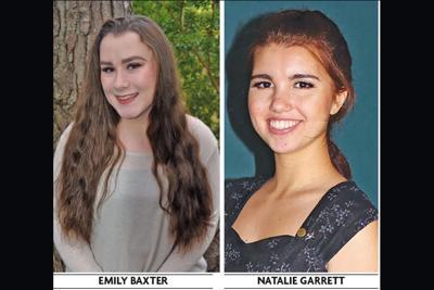 EMILY BAXTER and NATALIE GARRETT