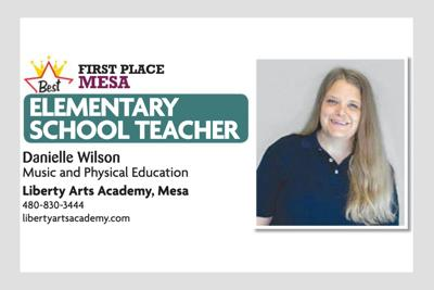 Danielle Wilson, Music and Physical Education