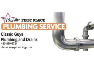 Classic Guys Plumbing and Drains  480-330-2724