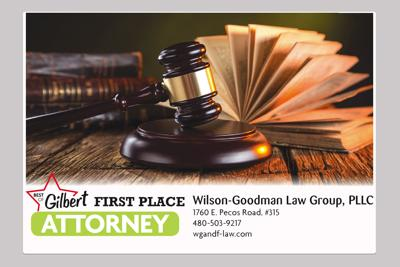 Wilson-Goodman Law Group, PLLC  1760 E. Pecos Road, #315