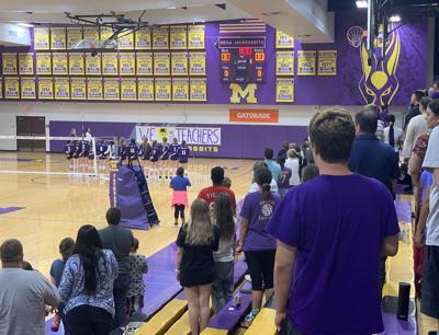 Mesa high volleyball